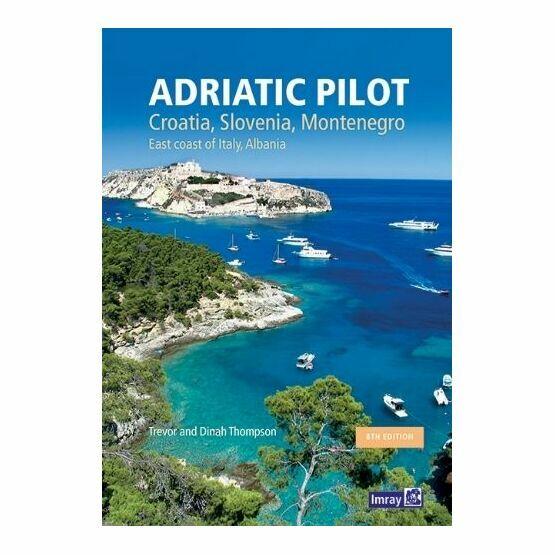 Imray Adriatic Pilot 8th Edition - 2020 Edition
