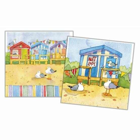 Emma Ball Fun in the Sun Mini Cards (Pack of 10)