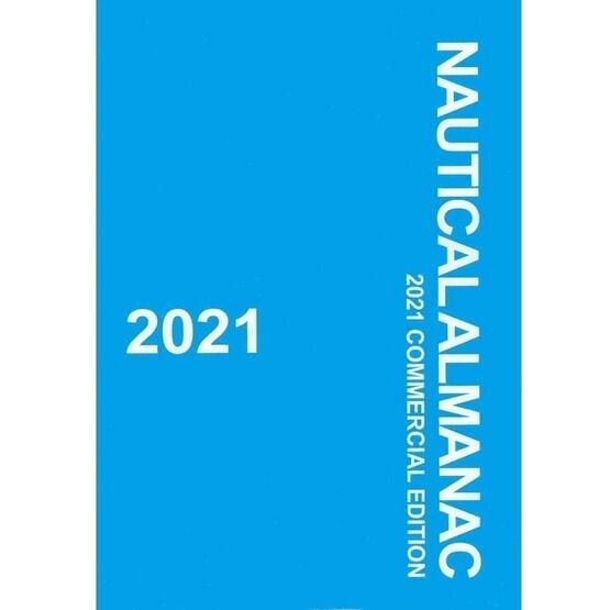 NAUTICAL ALMANAC COMMERCIAL EDITION 2021
