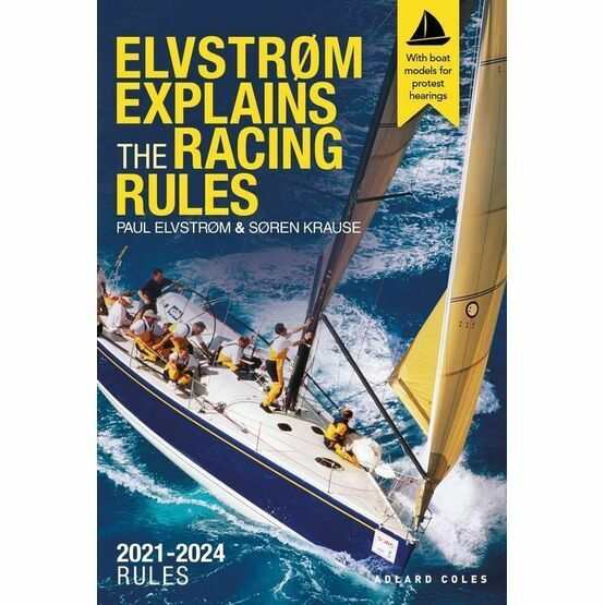 Elvstrom Explains the Racing Rules 2021 - 2024