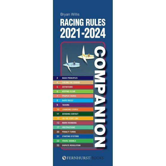 Racing Rules Companion 2021-2024