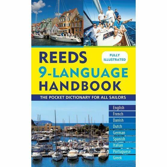 Reeds 9 Language Handbook - A Pocket Dictionary For All Sailors