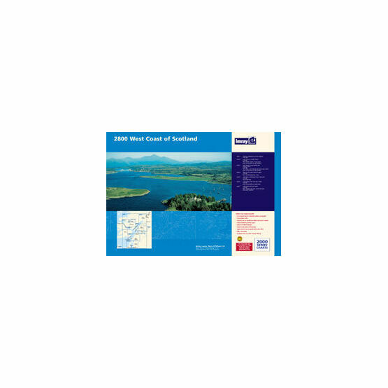 Imray 2800 Isle of Mull and Adjacent Coasts Chart Pack