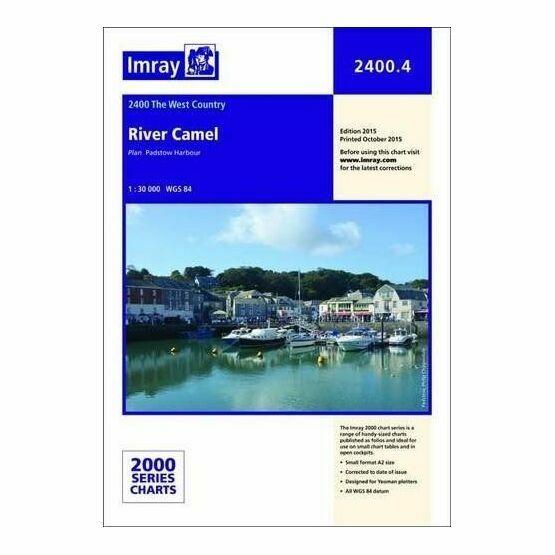 Imray Chart 2400.4 River Camel