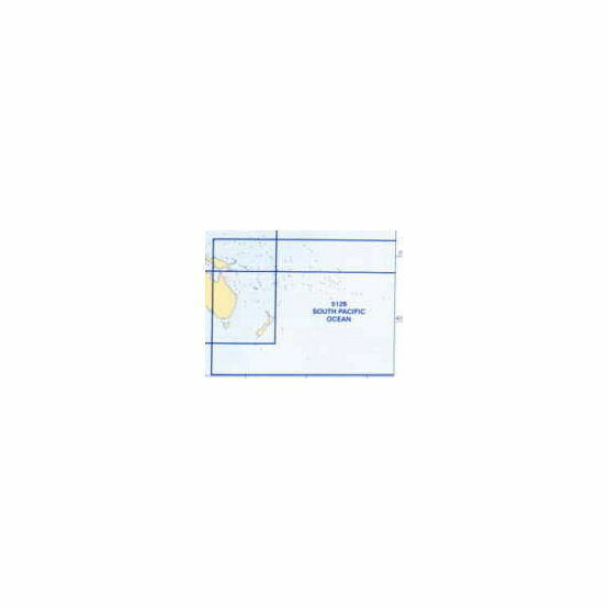 5128 (5) May - South Pacific Admiralty Chart