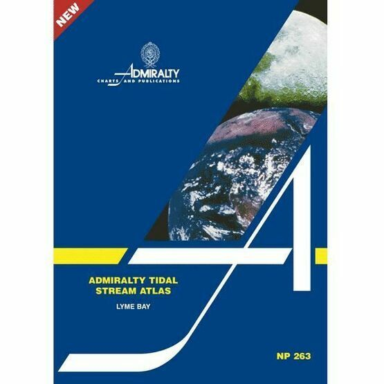 NP263 Admiralty Tidal Stream Atlas Lyme Bay