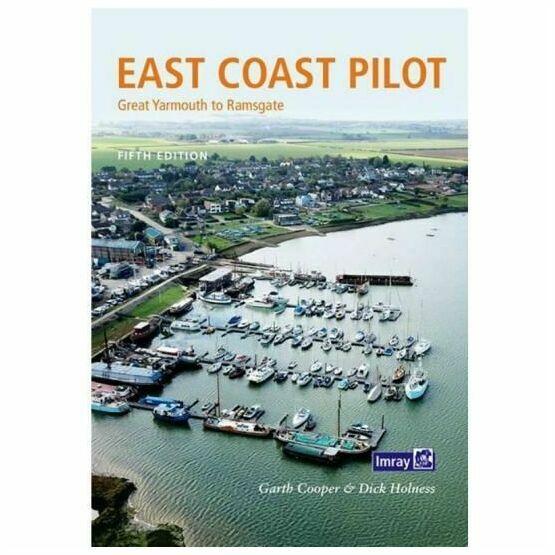 Imray East Coast Pilot - Great Yarmouth to Ramsgate