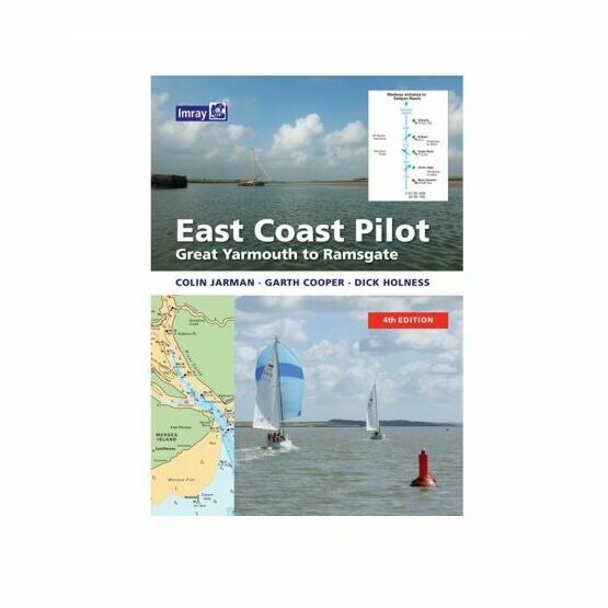 Imray The Waypoint Handbook - East Coast