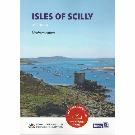 Imray Isles of Scilly Pilot RCC 6th Edition