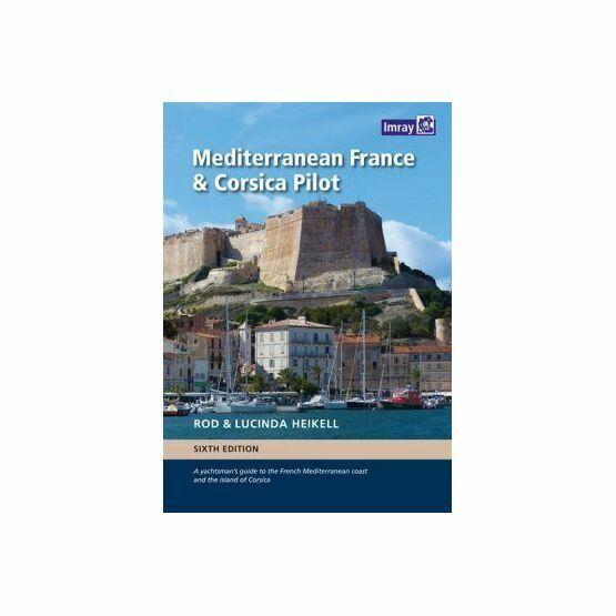 Imray Mediterranean France & Corsica Pilot (6th Edition)