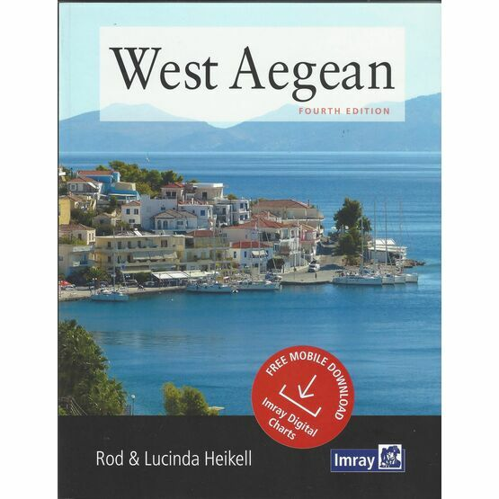 Imray West Aegean Cruising Guide (4th Edition)