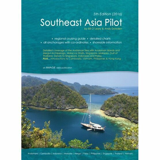 Imray Southeast Asia Pilot
