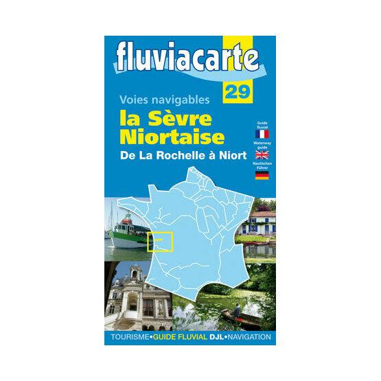 Fluviacarte No. 29  La Sevre Niortaise Guide