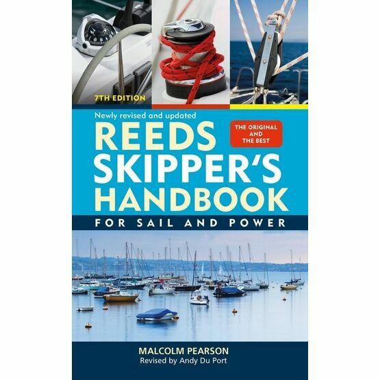 Reed\'s Skipper\'s Handbook - For Sail And Power