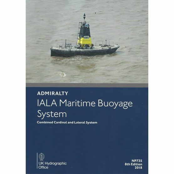 NP735 IALA Admiralty Maritime Buoyage System