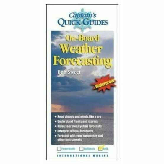 Captain's Quick Guides - Onboard Weather Forecasting