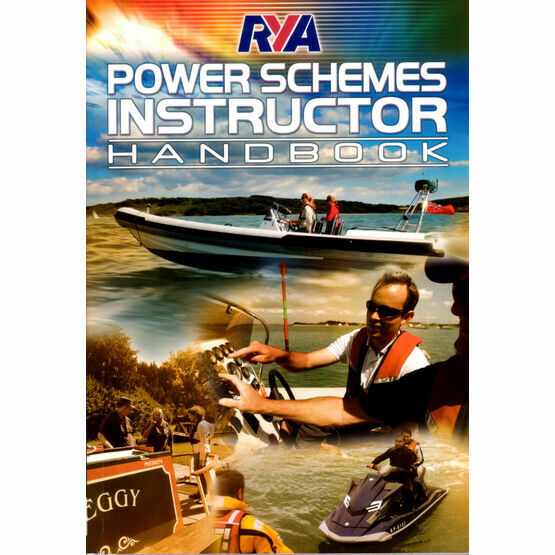 RYA G19.  Powerboat Instructor\'s Handbook