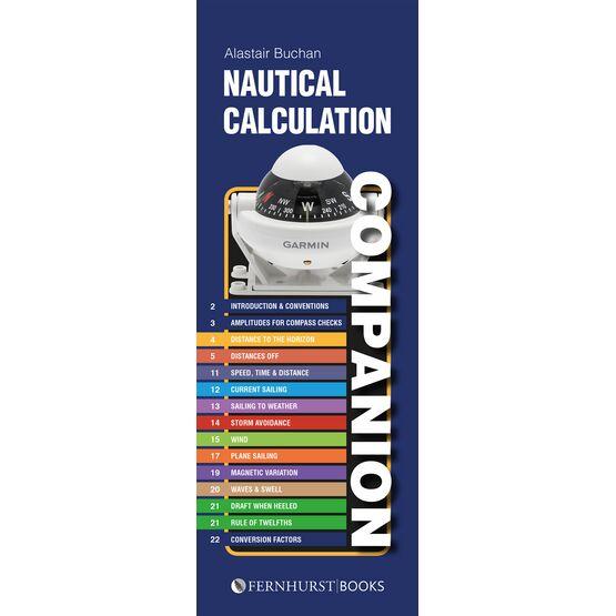 Nautical Calculation Practical Companion