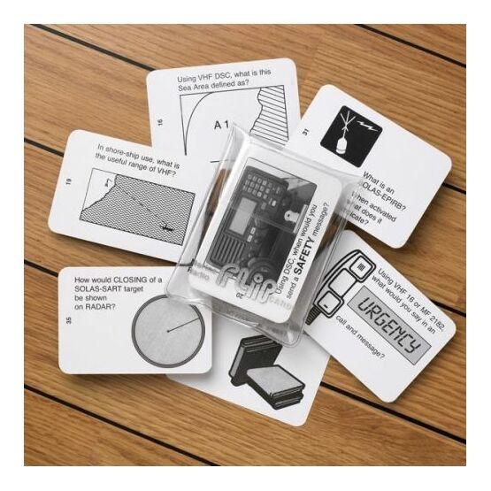 Marine Flip Cards Marine Radio - Navigation Aids
