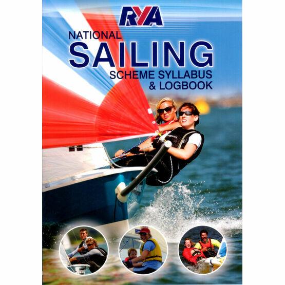RYA G4 Dinghy Sailing Logbook