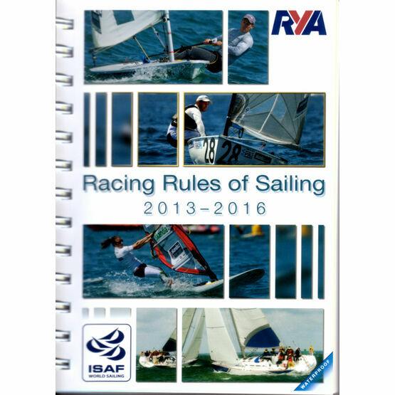RYA YR1.Racing Rules of Sailing. 2013-2016