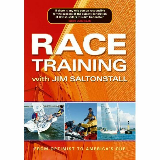 RYA Book of Race Training With Jim Saltonstall