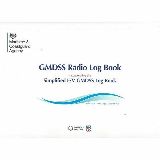 GMDSS Radio Logbook