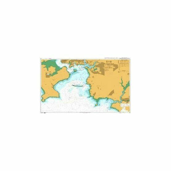 30 Plymouth Sound and Approaches Admiralty Nautical Chart
