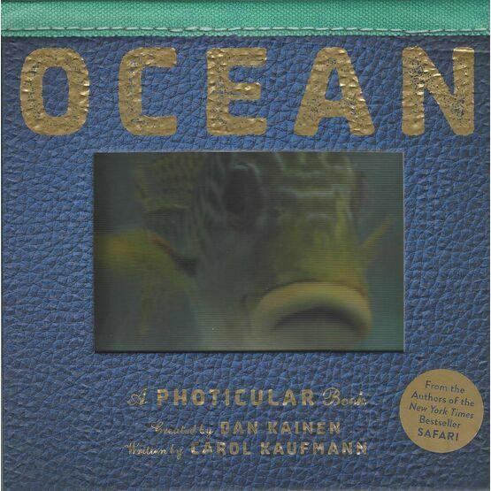 Ocean : A Photicular Book By Dan Kainen