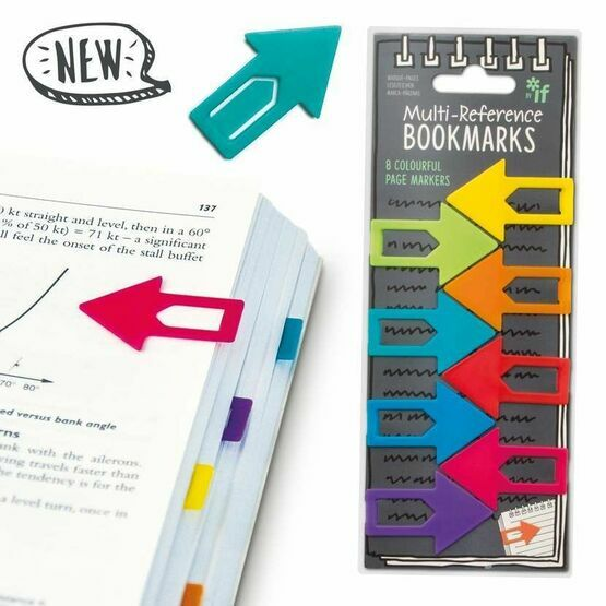 Multi-Reference Bookmarks