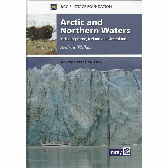Imray RCC Arctic and Northern Waters (Revised 1st Edition)
