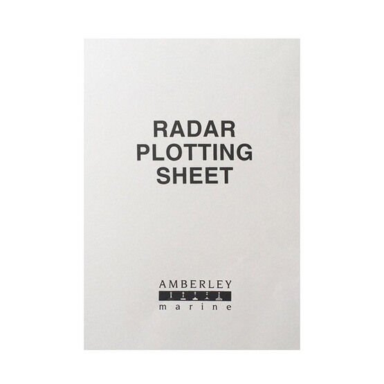 Radar Plotting Sheet