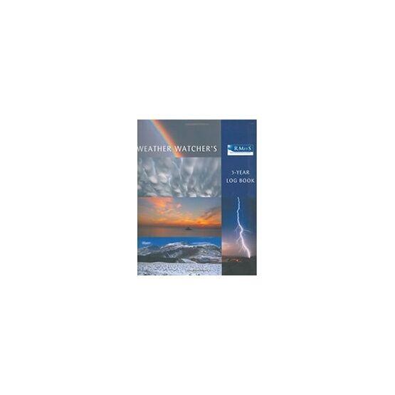 Weather Watcher's 3-Year Log Book