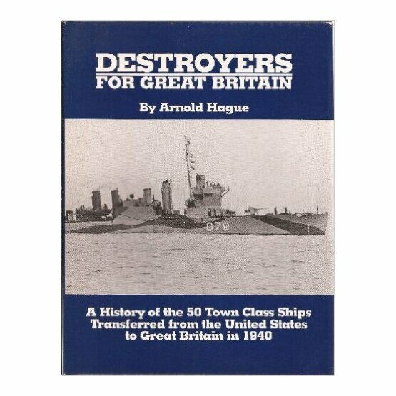 Destroyers for Great Britain