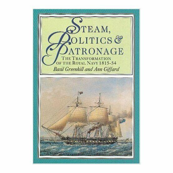 Steam, Politics & Patronage