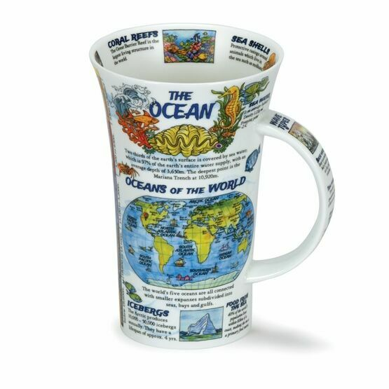 Dunoon The Ocean Glencoe Shaped Mug