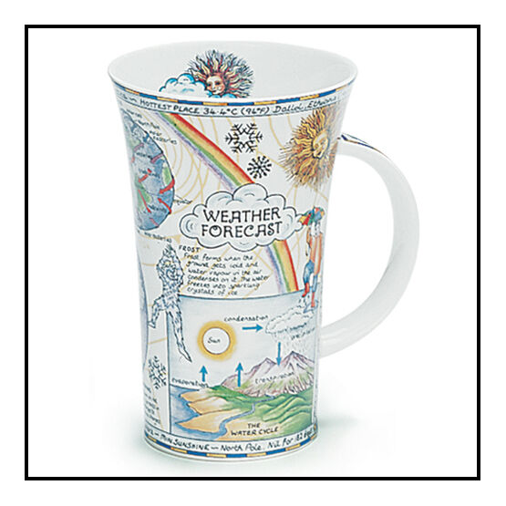 Glencoe - Weather Forecast Mug