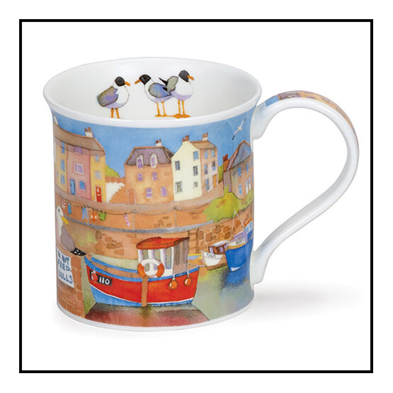 Bute - Waterfront - Harbour Mug