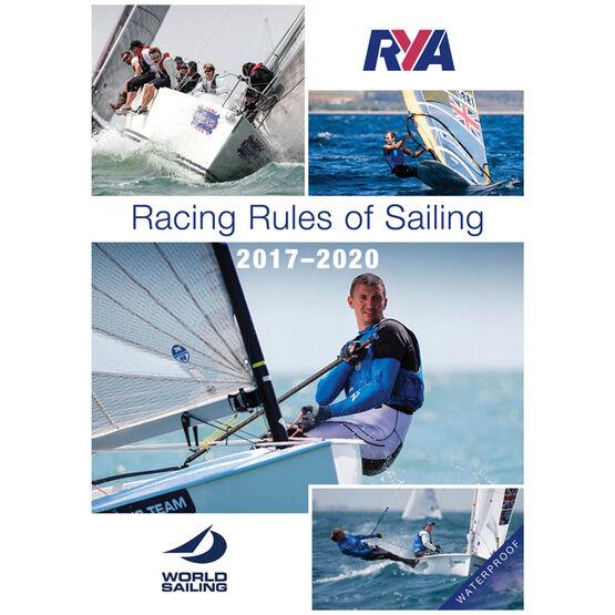 RYA Racing Rules of Sailing 2017 - 2020
