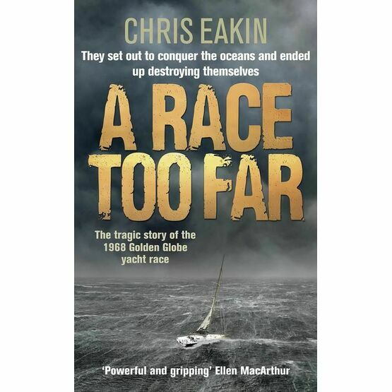 A Race too far (Chris Eakin)