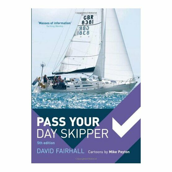 PASS YOUR DAYSKIPPER