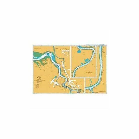 128 Baalhoek to Wintam Admiralty Chart
