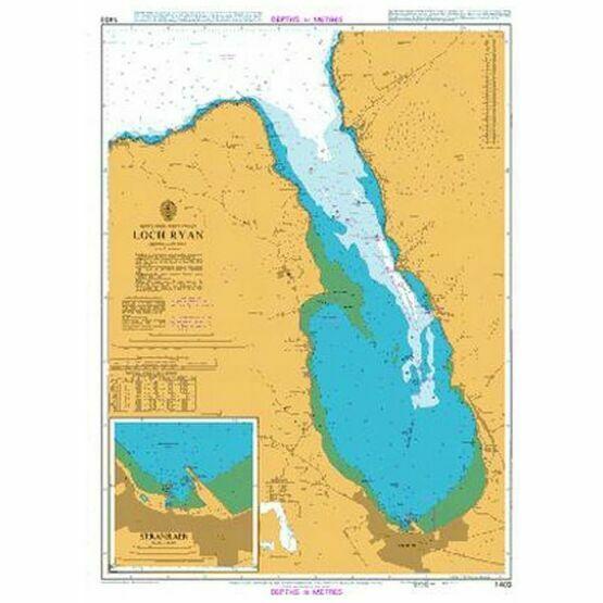 1404 Loch Ryan Admiralty Chart