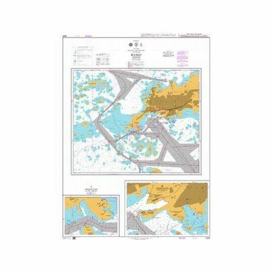 2206 Hanko (Hango) Admiralty Chart