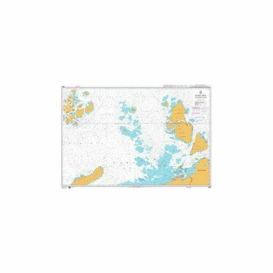 2685 Kara Sea Northern Part Admiralty Chart