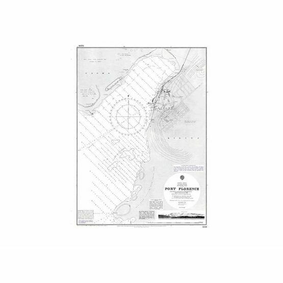3256 Port Florence (Kisumu) Admiralty Chart