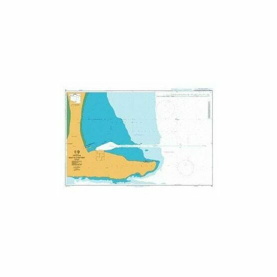 33 Gwadar Deep Water Port Admiralty Chart