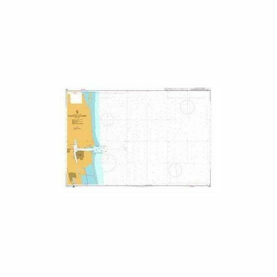 365 Puerto de Altamira Admiralty Chart