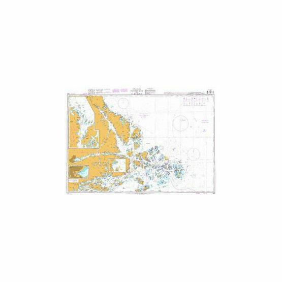888 Alands Hav to Furusund Admiralty Chart