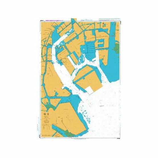 JP1065 Tokyo Admiralty Chart